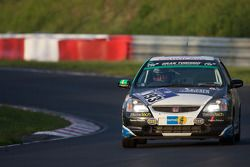 #193 Honda Civic Type-R: Mark Corbett, Brent Greer, Rod Hicks, Dean Cockerton