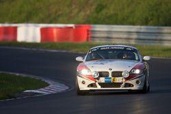 #172 BMW Z4 Coupe: Dieter Weidenbrück, Guido Wegner, Winfried Bernartz, Friedhelm Tang