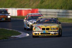 #64 Superchallenge BMW M3: Roberto Ragazzi, Beppe Arlotti, Bruno Barbaro, Fabrizio Gini