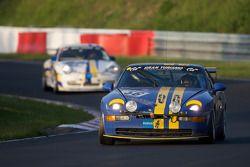 #56 GPE Porsche 968: Daniel Dupont, Alain Giavedoni, Jean-Louis Juchault, Patrick Ancelet
