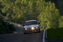 #154 BMW 318is: Thomas Simon, Ronald Rumm, Karl-Heinz Willmann