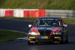 #164 MSC Ruhr-Blitz Bochum e.V. i. ADAC BMW E46 325i: Michael Eichhorn, Roland Botor, Frank Aust