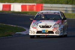 #13 Osborne Motorsport Toyota Corolla: Colin Osborne, Stuart Jones, Brett Hobson