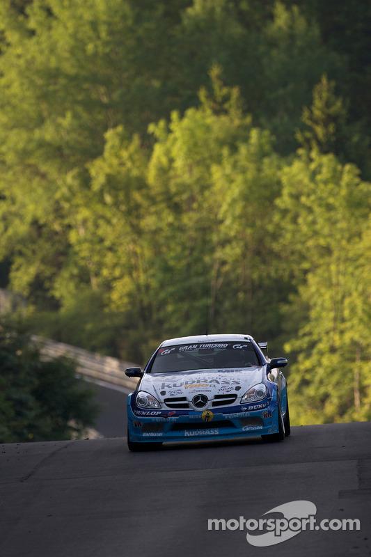 #55 Mercedes-Benz 35RS: Wolfgang Kudrass, Yasushi Kikuchi, Peter Cate, Peter Venn