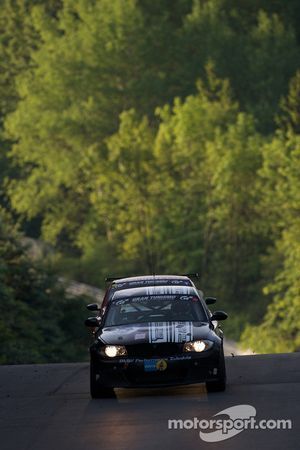 #96 Dörr Motorsport BMW 135i: Dierk Müller-Sonntag, Guido Naumann, Rolf Scheibner, Rolf Grossmann