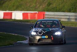 #112 Powerracing Seat Leon Supercopa: Christian Bollrath, Manuel Lauck, Johann Wanger