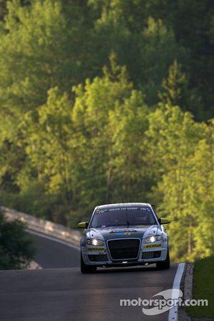 #146 Team RWTH Aachen University Audi A4 Quattro: Thomas Hanisch, Stefan Gies, Klaus Leinfelder, Han