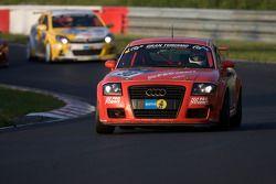 #90 PROsportRacing Audi TT: Thomas Koll, Bora Bölck, Stefan Michels, Mike Jäger