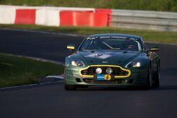 #9 Aston Martin V8 Vantage N24: Alexander Kolb, Paul Ingram, Chris Chiles