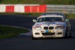 #48 BMW E46 M3: Guy Povey, Graham Coomes, Denis Cribbin, Alan Shepherd