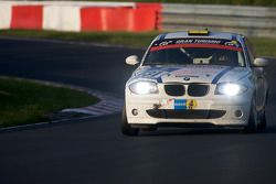 #131 Marcos Racing Int. BMW 120d: Hal Prewitt, Jim Briody, Toto Lassally
