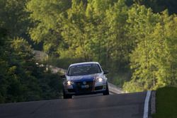 #136 Volkswagen Golf 5 Tdi: Eberhard Rattunde, Maurice O'Reilly, Wayne Moore, Heinrich Immig
