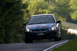 #190 Honda Civic Type-R: Frank Kuhlmann, Sascha Gies, Frank Jaretzky, Thomas Heitmann