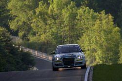 #146 Team RWTH Aachen University Audi A4 Quattro: Thomas Hanisch, Stefan Gies, Klaus Leinfelder, Hans Keutmann