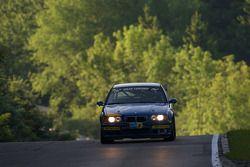 #59 BMW M3: Hans-Rolf Salzer, Sascha Salzer, Tjark Schäfer