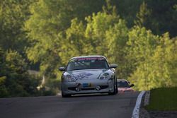#184 MS Racing GbR Porsche 996: Harald Böttner, Hans Stukenbrock, Marco Poltera