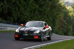 #187 Mercedes-Benz SLK 350: Eugen Sing, Friedhelm Mihm