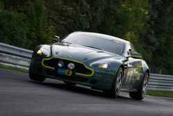 #9 Aston Martin V8 Vantage N24: Alexander Kolb, Paul Ingram, Chris Chiles