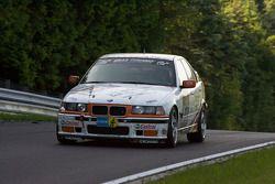 #171 BMW M3: Werner Gusenbauer, Andreas Herwerth, Rainer Kuthan