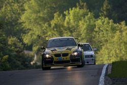 #36 Sartorius Team Black Falcon BMW E92 M3: Bona Ventura, Dillon Koster, Diego Romanini, Christer Jo