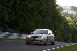 #52 Team Rowe Motorsport BMW E46 M3 WTC: Marco Schelp, Thomas Kappeler, Donald Molenaar, Michael Funke