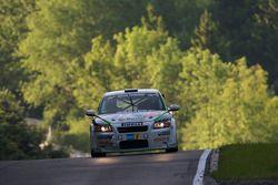 #79 Heico Sportiv GmbH & Co KG Volvo Heico HS3: Patrick Brenndörfer, Martin Müller, Frank Eickholt, Ulli Andree