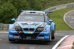 #10 MSC Adenau e.V. im ADAC BMW E46 M3 GTS: Jörg Viebahn, Rodney Forbes