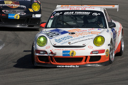 #122 CC Car Collection Porsche 997 GT3 Cup: Peter Schmidt, Mirco Schultis, Miro Konopka