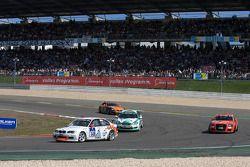 #149 RG Berg Gladbach e.V. im ADAC BMW 330d: Thomas Haider, Rainer Kutsch, Marc Hiltscher