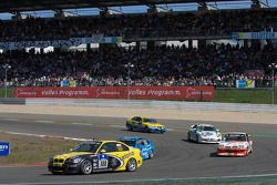 #188 Sartorius Team Black Falcon BMW E46 M3: Ralf Willems, Maik Rosenberg, Andrew Baughan, Sean Paul Breslin