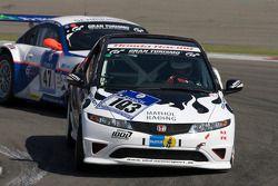 #103 Mathol Racing Honda Type-R: Dennis Nägele, Kristian Nägele, Tim Scheerbarth, Alexander Plenagel