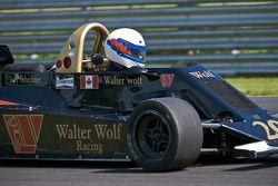 Wolf WR 2/4 1978 : John Anderson