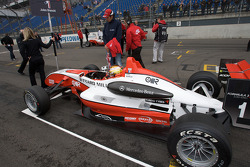 Jules Bianchi, ART Grand Prix Dallara F308 Mercedes