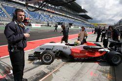 Matteo Chinosi, Prema Powerteam Dallara F308 Mercedes