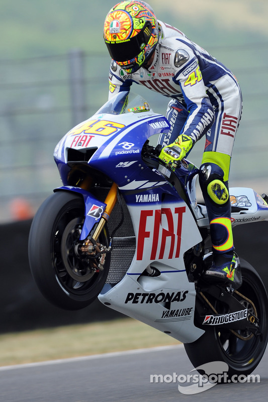 Grand Prix von Italien 2009 in Mugello