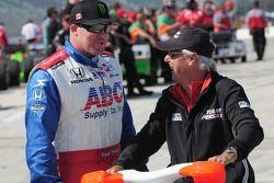 Paul Tracy et Rick Mears