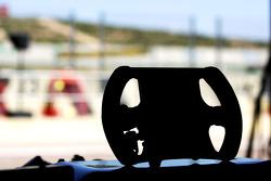 La silhouette de la roue