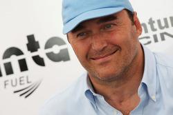 Philippe Streiff, formateur de pilotes de F1