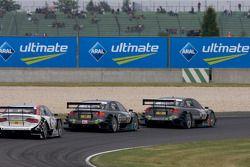 Christian Bakkerud, Kolles TME Audi A4 DTM, Tomas Kostka, Kolles TME Audi A4 DTM, Oliver Jarvis, Audi Sport Team Phoenix Audi A4 DTM