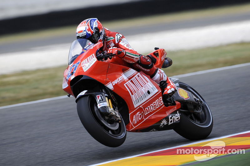 2009: Casey Stoner (Ducati)
