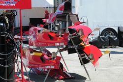 Carosserie pour Graham Rahal, Newman/Haas/Lanigan Racing