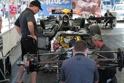 L'aire de KV Racing Technology