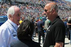 Roger Penske et Bobby Rahal