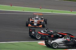 Carlo van Dam, Kolles & Heinz Union Dallara F308 Volkswagen en tête à queue
