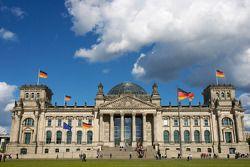 Visite de Berlin: le palais du Reichstag