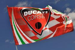 Флаг команды Ducati Corse