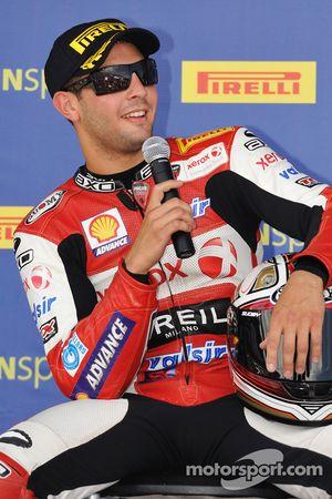 Michel Fabrizio, troisième