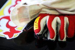 Racing gloves
