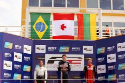 Podium: Carlos Iaconelli, Robert Wickens et Kazim Vasiliauskas