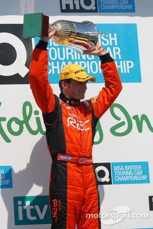 Colin Turkington, le vainqueur